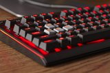 Corsair Strafe Cherry MX-RED Mechanisch toetsenbord met verlichting US-layout_