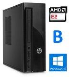 HP Slimline 260-a101nd - 1000Gb - 4GB - AMD R2 B-Keus - 12maand garantie_