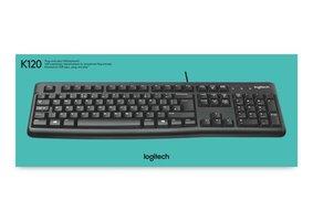 Logitech K120 USB toetsenbord
