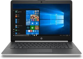 HP 14-ck0517sa i5-7200U 14 inch - Full HD - SSD - Zilver-Zwart Notebook - UK