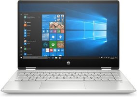 HP Pavilion X360 14-dh1650nd - 2-in-1 laptop - i5-10210u - 8GB - 256GB SSD