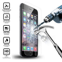 Premium iPhone 6(s) tempered glass screen protector