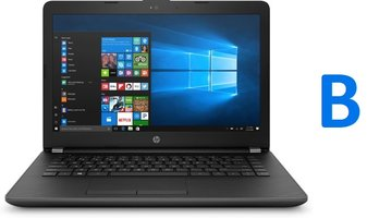 HP 14-bs039na -14 inch Laptop - Pentium - SSD UK B-keuze - 12maand garantie