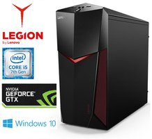 Lenovo Legion Y520 Gaming Desktop - i5-7400 - 8GB - 500GB SSD - GTX1060