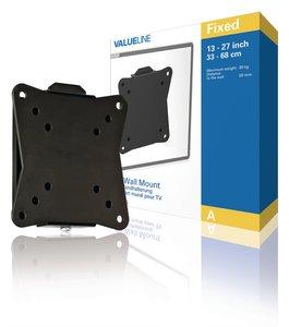 Valueline Fixed TV Muur Beugel - 13-27inch